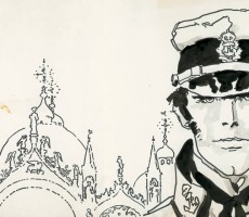 corto maltese, venice beyond the ghetto,