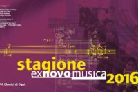 voci dal ghetto, beyond the ghetto, concerto ex novo ensemble